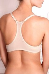 Moonlight Front-Open Cotton Bra